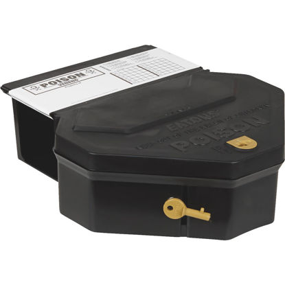 Picture of JT Eaton Gold Key Rat Depot Refillable Bait Station