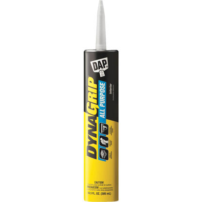 Picture of DAP DYNAGRIP 10.3 Oz. All Purpose Construction Adhesive