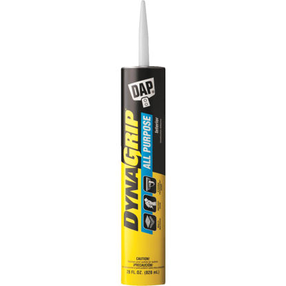 Picture of DAP DYNAGRIP 28 Oz. All Purpose Construction Adhesive