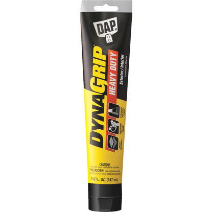 Picture of DAP DYNAGRIP 5 Oz. Heavy Duty Construction Adhesive