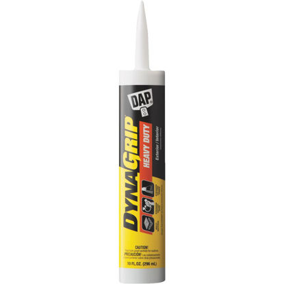 Picture of DAP DYNAGRIP 10 Oz. Heavy Duty Construction Adhesive