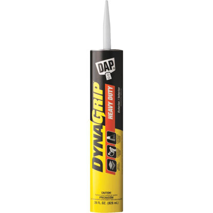 Picture of DAP DYNAGRIP 28 Oz. Heavy Duty Construction Adhesive