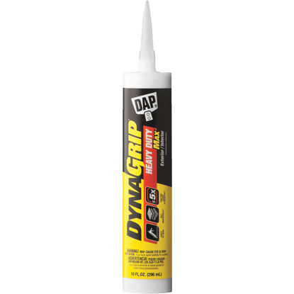 Picture of DAP DYNAGRIP 10 Oz.Heavy Duty Max Construction Adhesive
