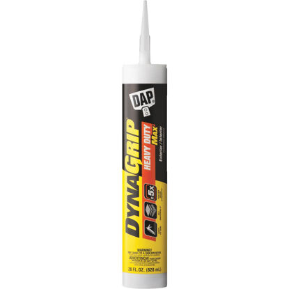 Picture of DAP DYNAGRIP 28 Oz.Heavy Duty Max Construction Adhesive