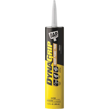 Picture of DAP DYNAGRIP 10.3 Oz. Wood-Panel-Trim Construction Adhesive