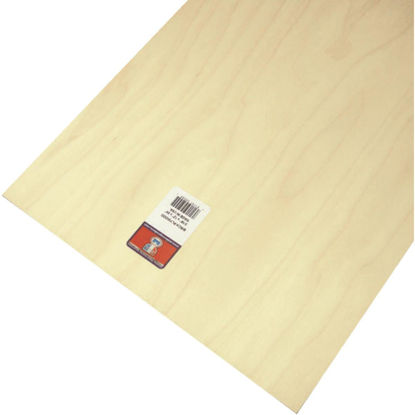 Picture of Midwest Products 3/16 In. x 12 In. x 24 In. Birch Plywood