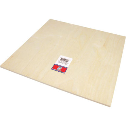 Picture of Midwest Products 1/4 In. x 12 In. x 12 In. Birch Plywood