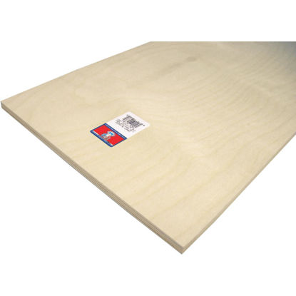 Picture of Midwest Products 1/2 In. x 12 In. x 24 In. Birch Plywood