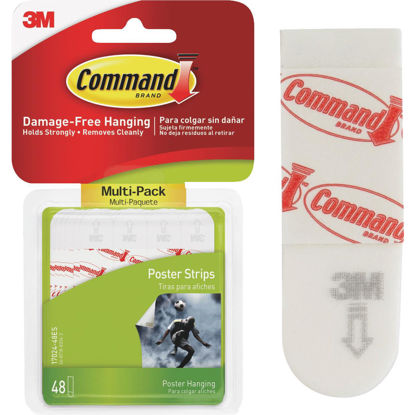 Picture of 3M Command Assorted Poster Hanging Strips Value Pack