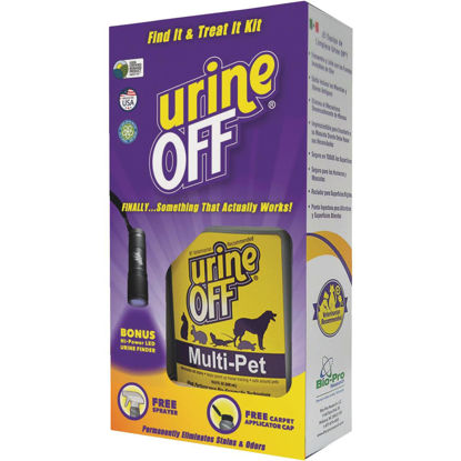Picture of Urine Off Find It Treat It 16.9 Oz. Odor & Pet Stain Remover Kit
