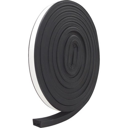 Picture of Do it Best 9/16 In. X 10 Ft. X-Treme Rubber Weatherstrip Tape