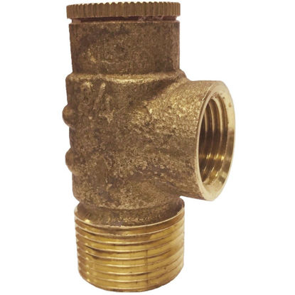 Picture of Simmons 3/4 In. Brass Pressure Relief Valve