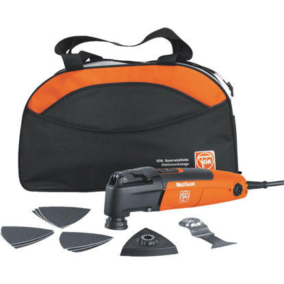 Picture of Fein MultiTalent Start Q Oscillating Tool Kit with StarLock Mounting System