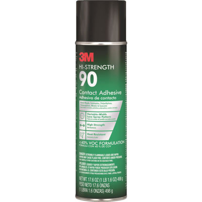 Picture of 3M Hi-Strength 90 17.6 Oz. Spray Adhesive (California Compliant)