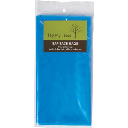 Picture of Tap My Trees Maple Sugaring Plastic Sap Sack (5-Pack)
