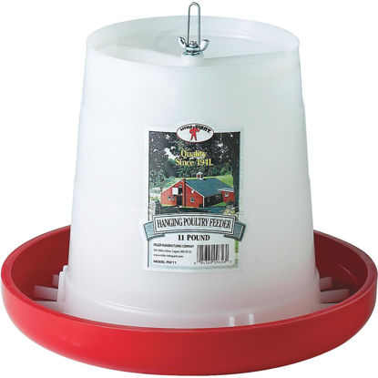 Picture of Little Giant 11 Lb. Capacity Hanging Plastic Poultry Feeder