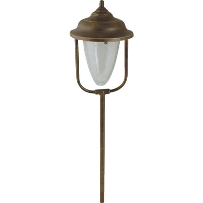 Picture of Moonrays Halogen Spanish Gold Cordova-Style Path Light