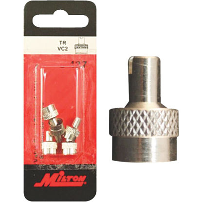 Picture of Milton Brass Tire Valve Cap (5-Pack)