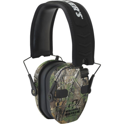 Picture of Walker's Razor Series Quad Realtree Xtra Electronic Earmuffs