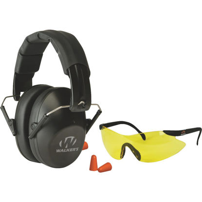 Picture of Walker's 22 dB NRR Earmuffs Combo Kit