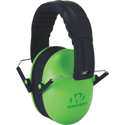 Picture of Walker's 23 dB NRR Child Size Earmuffs
