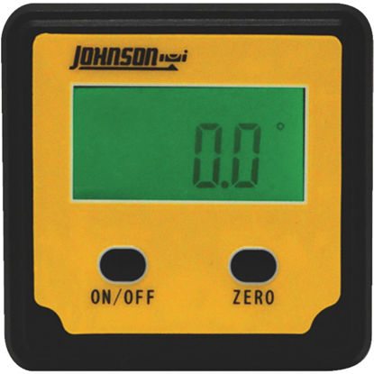 Picture of Johnson Level Plastic Magnetic Digital Protractor Angle Locator