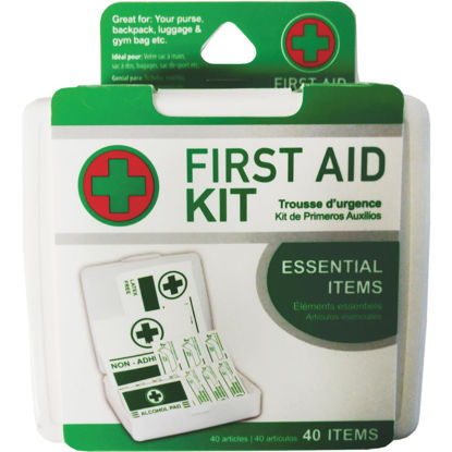 Picture of Jacent First Aid Kit (40-Piece)