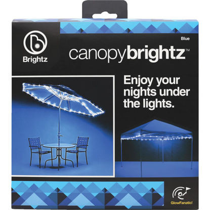 Picture of Canopy Brightz 40 Ft. Blue LED Battery Powered Rope Light