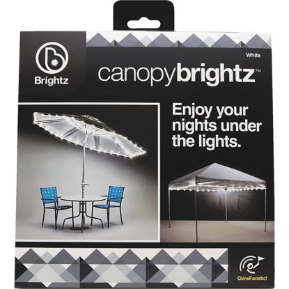 Picture of Canopy Brightz 40 Ft. White LED Battery Powered Rope Light