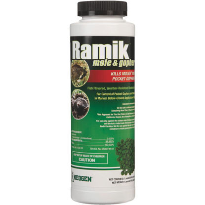 Picture of Ramik 1 Lb. Pellets Mole & Gopher Killer