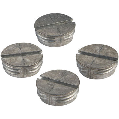 Picture of Bell 1/2 In. Weatherproof Gray Closure Plug (4-Pack)