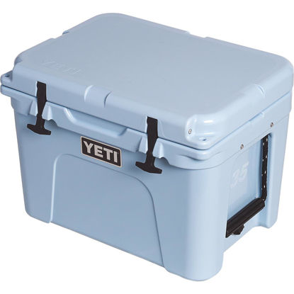 Picture of Yeti Tundra 35, 21-Can Cooler, Ice Blue