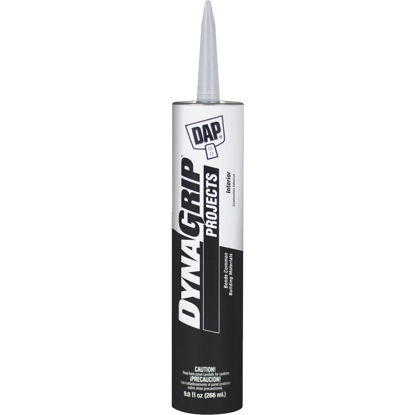 Picture of DAP DynaGrip Projects 9 Oz. Construction Adhesive