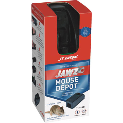 Picture of JT Eaton Jawz Mouse Depot Mechanical Mouse Trap