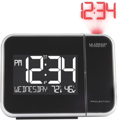 Picture of La Crosse Technology Projection Electric Alarm Clock