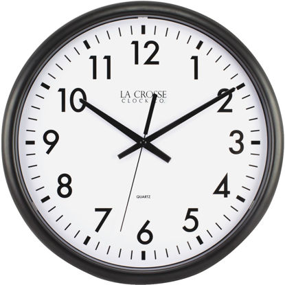 Picture of La Crosse Clock Thinline Wall Clock