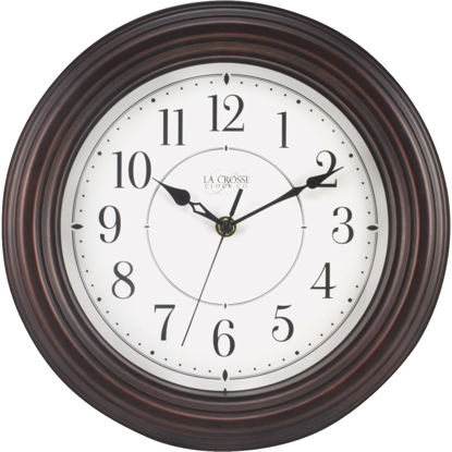 Picture of La Crosse Clock Silent Sweep Wall Clock