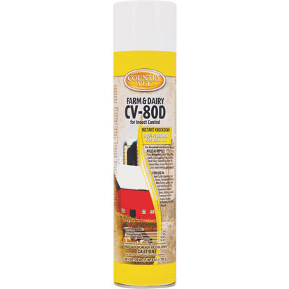 Picture of Country Vet CV-80D 25 Oz. Aerosol Fly Spray