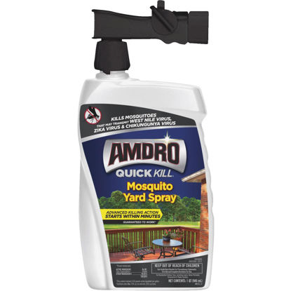 Picture of Amdro Quick Kill 32 Oz. Ready To Spray Hose End Mosquito Killer Yard Spray