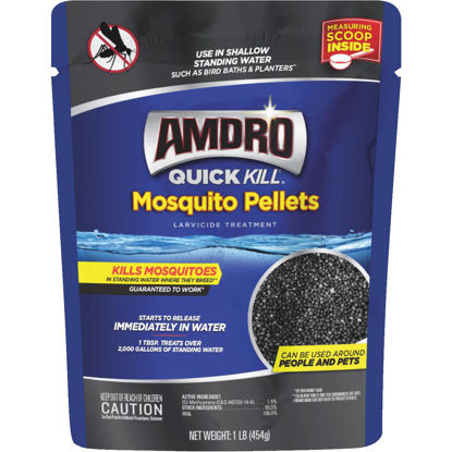 Picture of Amdro Quick Kill 1 Lb. Ready To Use Mosquito Killer Pellets