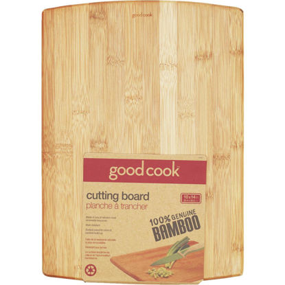 Picture of Goodcook 10 In. x 14 In. Bamboo Cutting Board