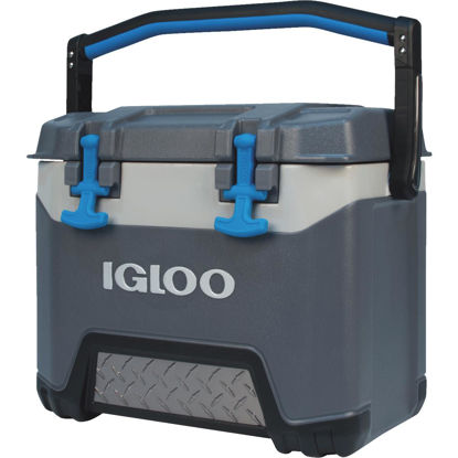 Picture of Igloo BMX 25, 37 Can Cooler, Carbonite & Ash Gray