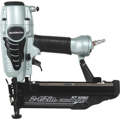 Picture of Metabo 16-Gauge 2-1/2 In. Straight Finish Nailer with Air Duster