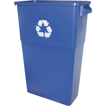 Picture of Impact 23 Gal. Recycle Trash Can Container
