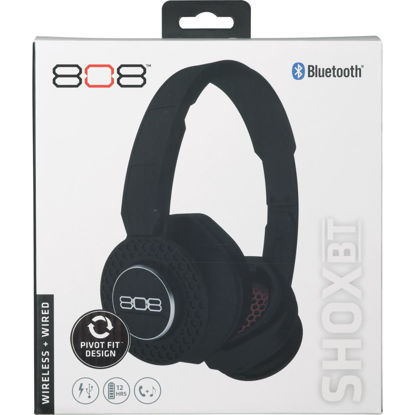 Picture of Voxx 808 Bluetooth Pivot Fit Headphones