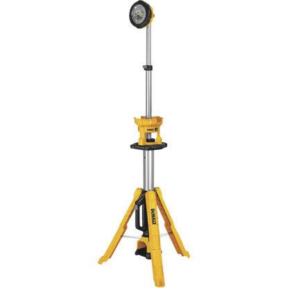 Picture of DeWalt 20 Volt MAX Lithium-Ion LED Tripod Cordless Work Light (Bare Tool)