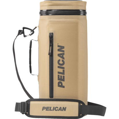Picture of Pelican Dayventure Coyote Soft-Side Sling Cooler (12-Can)
