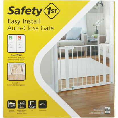 Picture of Safety 1st Easy Install Auto-Close Safety Gate
