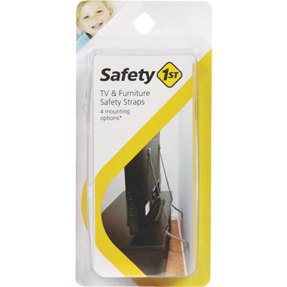 Picture of Safety 1st Black TV & Furniture Strap