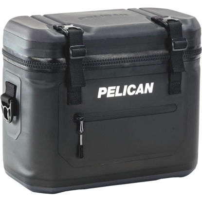 Picture of Pelican Elite Black Soft-Side Cooler (12-Can)